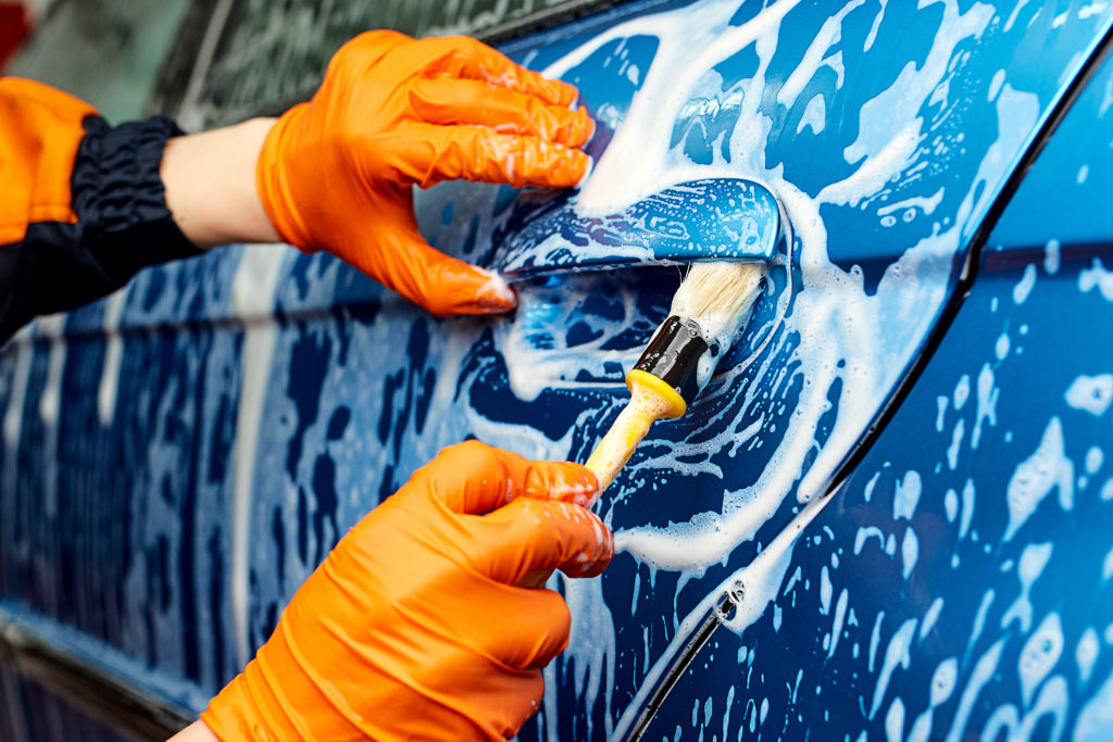 Raleigh NC Car Detailing